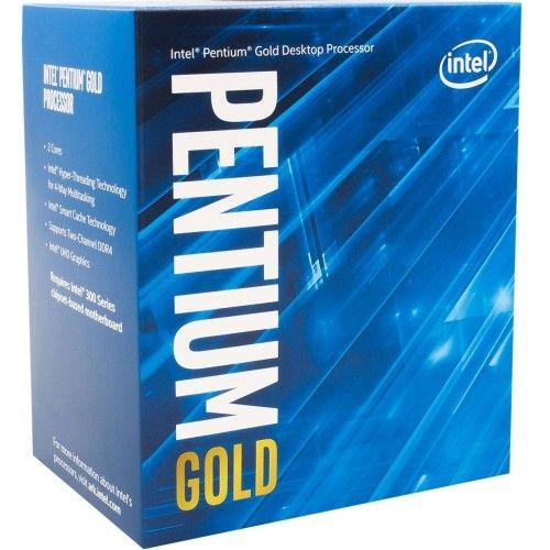 Intel Pentium Gold G5400 (3.7 GHz)