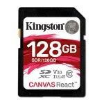 Kingston Canvas React SDR/128GB