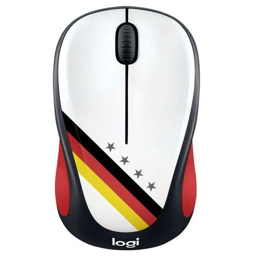 Logitech M238 Wireless Mouse Fan Collection Allemagne