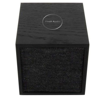 Tivoli Audio Cube Noir