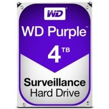 WD 4To S-ATA III 64Mo (WD Purple) - WD40PURX