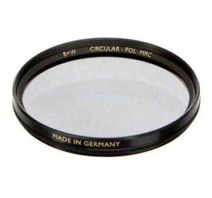 B+W Filtre Polarisant circulaire F-Pro Diamètre 67mm (44842)