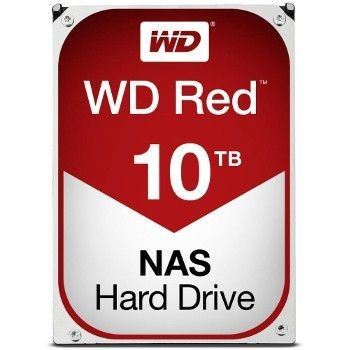 WD Red NAS Hard Drive WD100EFAX