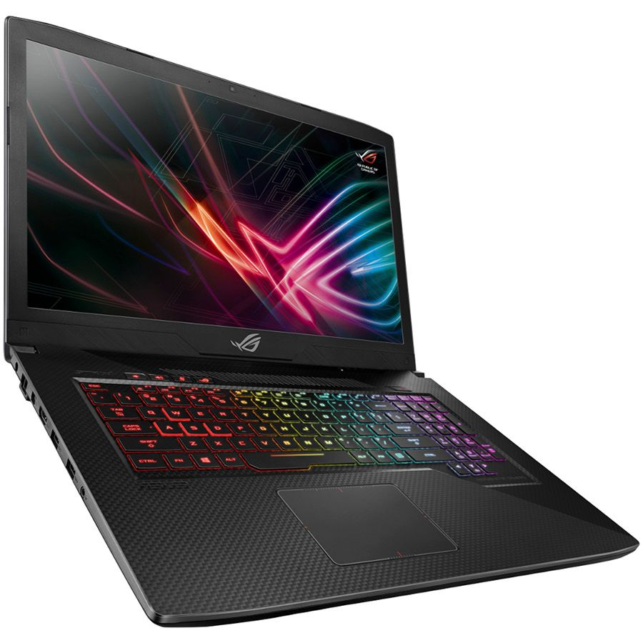 asus rog strix scar gl703vm ee059t paiement 3 fois retrait gratuit en magasin portables. Black Bedroom Furniture Sets. Home Design Ideas