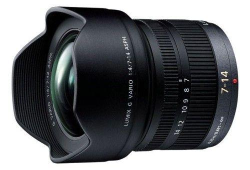 Panasonic 7-14mm f/4 Micro 4/3