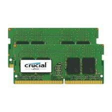 Crucial SO-DIMM DDR4 16 Go (2x8Go) 2400 MHz CL17 DR X8