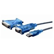 Adaptateur USB vers port série DB9/DB25