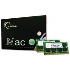 G.Skill So-Dimm Mac DDR3-1333 CL9 8Go (2x4Go)