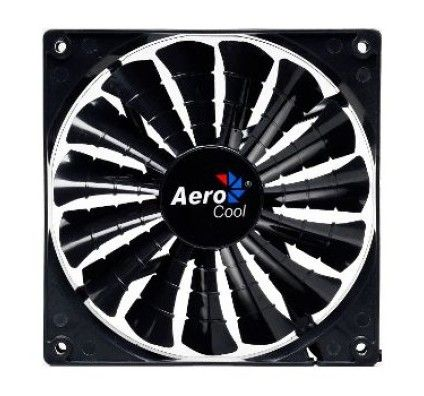 Aero Cool Shark Black Edition - 120mm