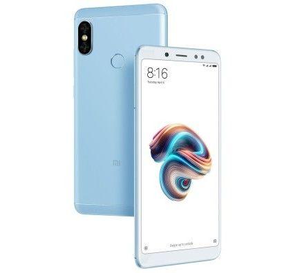 Xiaomi Redmi Note 5 Bleu (64 Go)