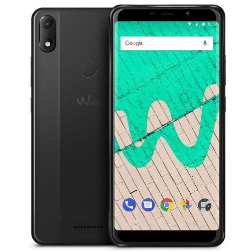 Wiko View Max Anthracite
