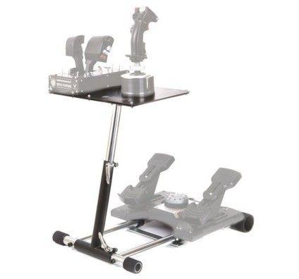 Wheel Stand Pro v2 for Thrustmaster Hotas Warthog & Saitek X-56/X-55/X-52/X-52Pro