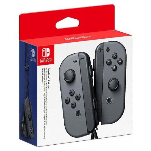 Nintendo Switch Joy-Con Droit & Gauche Gris