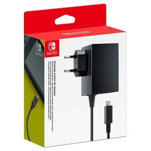 Nintendo Switch Adaptateur Secteur