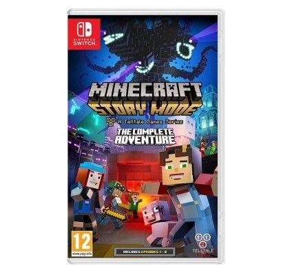 Minecraft : Story Mode (Switch)
