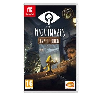 Little Nightmare - Complete Edition (Switch)