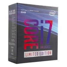 Intel Core i7-8086K (4.0 GHz) - Limited Edition 40th Anniversary