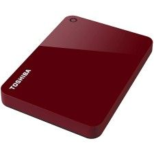 Toshiba Canvio Advance 3 To Rouge