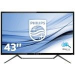 "Philips 43"" LED - Momentum 436M6VBPAB"