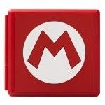 PowerA Switch Game Card Case - Mario M