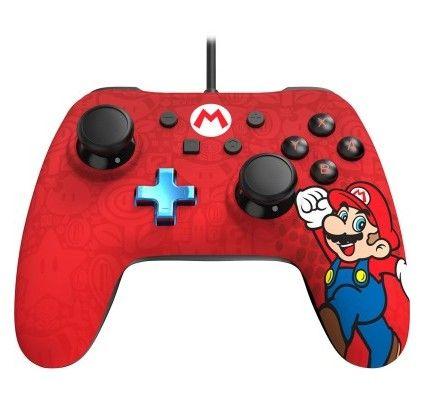 PowerA Nintendo Switch Wired Controller - Mario