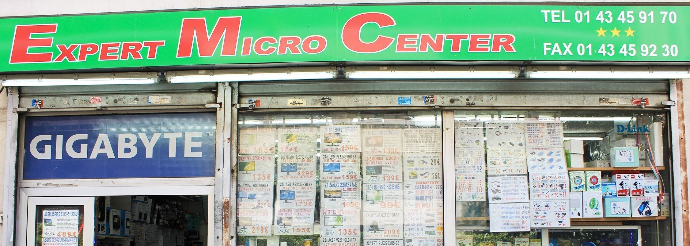 Expert Micro Center
