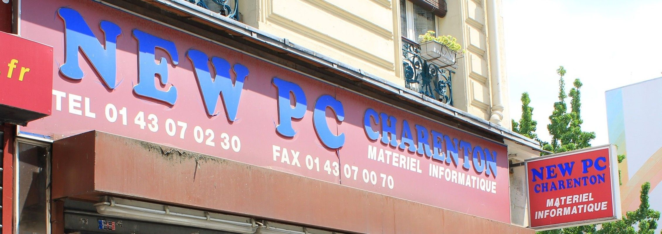 New PC Charenton