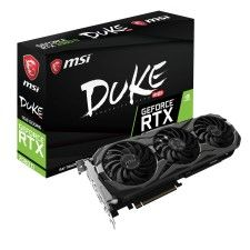 MSI GeForce RTX 2080 Ti DUKE 11G OC
