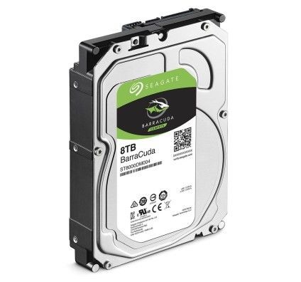 Seagate BarraCuda 8 To (ST8000DM004)