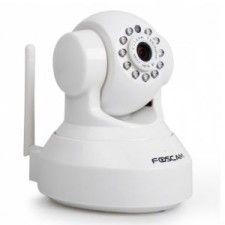 Caméra IP wifi HD intérieure motorisée infrarouge – Foscam FI9816P – Blanc