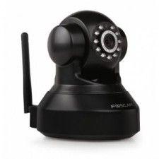 Caméra IP wifi HD intérieure motorisée infrarouge – Foscam FI9816P – Noir