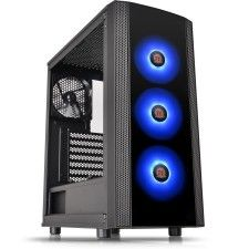 Thermaltake Versa J25 Tempered Glass RGB Edition