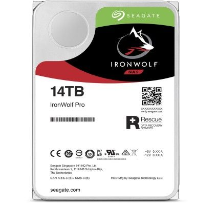 Seagate IronWolf Pro 14 To