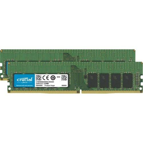 Crucial DDR4 64 Go (2x32Go) 2933 MHz ECC Registered CL21 DR X4