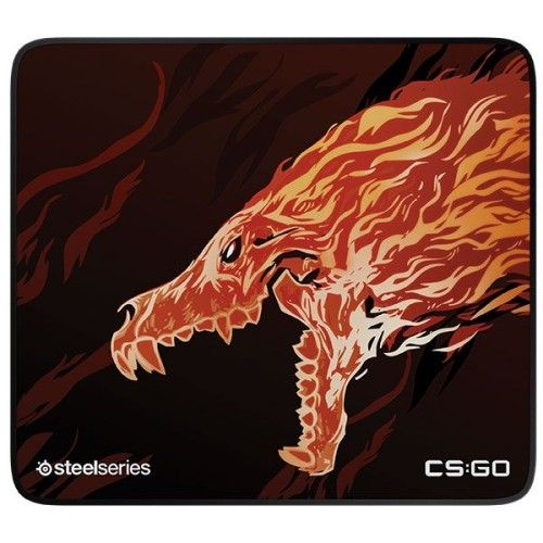 Steelseries QcK+ Limited (CS:Go Howl Edition)