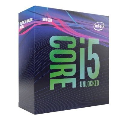 Intel Core i5-9600K (3.7 GHz / 4.6 GHz) (Bulk)