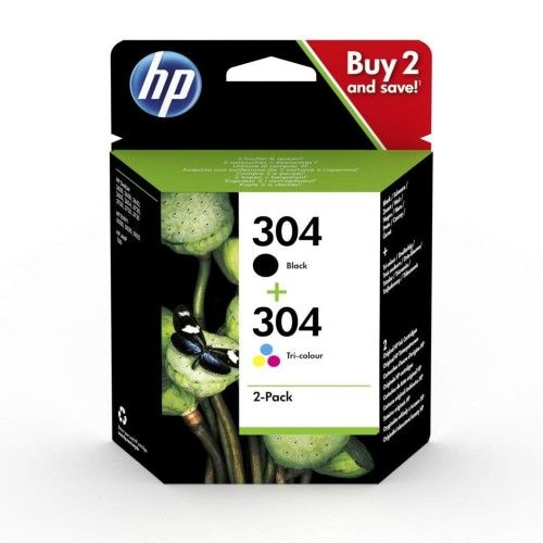 HP 304 Pack - 3JB05AE