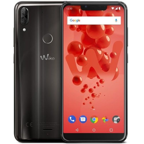 Wiko View2 Plus Anthracite