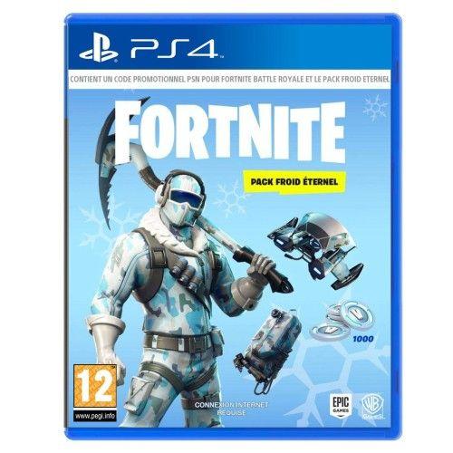 Fortnite - Pack Froid Éternel (PlayStation 4)