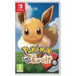 Pokémon : Let's Go, Evoli (Switch)