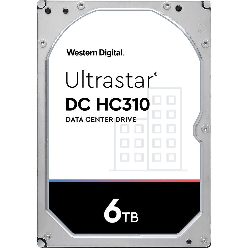 HGST Ultrastar DC HC310 6 To (0B36039)