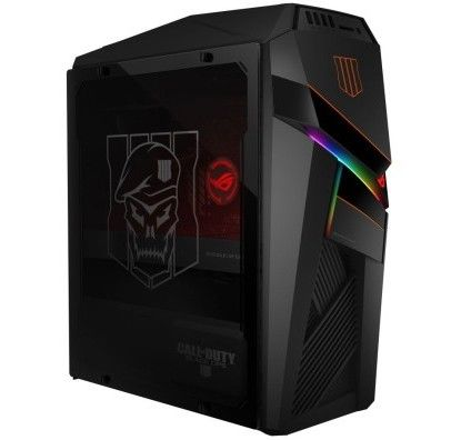 Asus ROG G12CM-C-FR017T Edition Call of Duty Black OPS IV