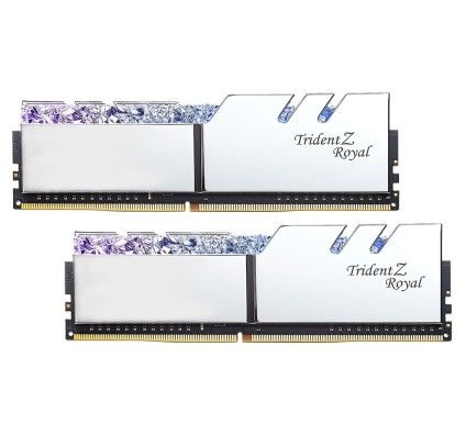 G.Skill Trident Z Royal 16 Go (2x8Go) DDR4 4266 MHz CL19 - Argent