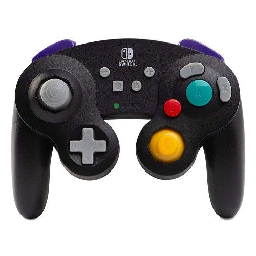 PowerA Nintendo Switch GameCube Wireless Controller Noir