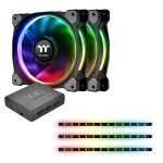 Thermaltake Riing Plus 12 RGB Premium Edition Combo Kit