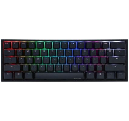 Ducky Channel One 2 Mini RGB (Cherry MX RGB Speed Silver)