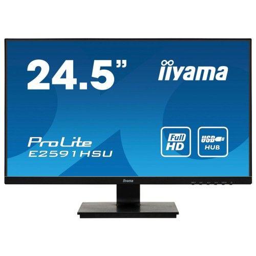 "Iiyama 24.5"" LED - E2591HSU-B1"