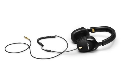 BON PLAN : -50% casque Marshall Monitor Black