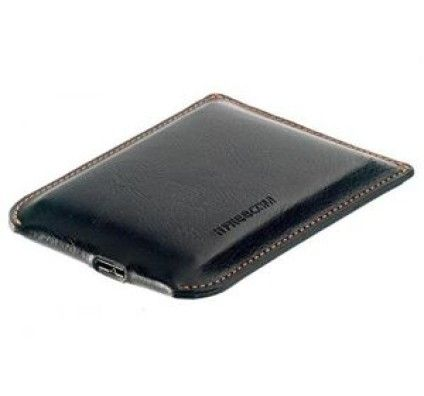 Freecom Mobile Drive XXS Leather - Disque dur externe 1,5 To - 2,5 ""