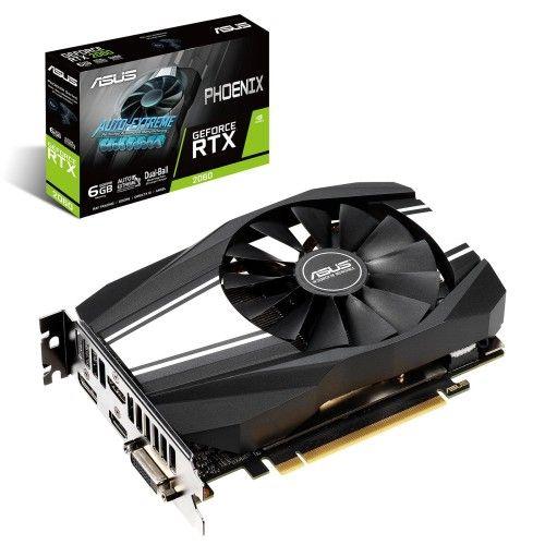 Asus GeForce RTX 2060 Phoenix PH-RTX2060-6G